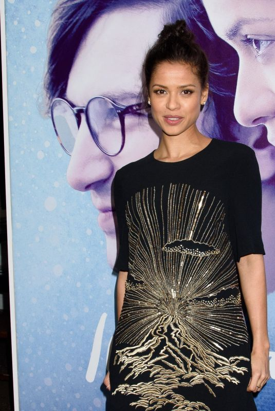 GUGU MBATHA-RAW at Irreplaceable You Special Screening in New York 02/08/2018