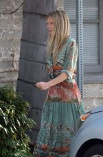 GWYNETH PALTROW Out and About in Los Angeles 02/01/2018