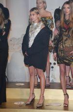 HAILEY BALDWIN at ADR Beyond Fashion Shoe at Milan Fashion Week 02/24/2018