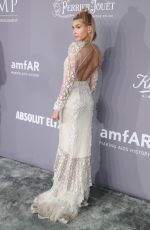 HAILEY BALDWIN at Amfar Gala 2018 in New York 02/07/2018