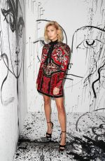 HAILEY BALDWIN at Dior Collection Launch Party at Spring/Summer 2018 New York Fashion Week 02/06/2018