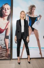 HAILEY CLAUSON at Solid & Striped Swimteam Launch in New York 02/06/2018