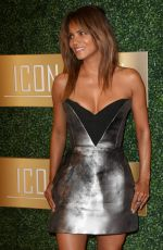 HALLE BERRY at 6th Annual Icon Mann Pre-Oscar Dinner in Beverly Hills 02/27/2018
