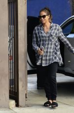 HALLE BERRY Out and About in Los Angeles 02/13/2018