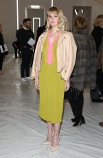 HANNAH ARTERTON at Jasper Conran Show at London Fashion Week 02/17/2018