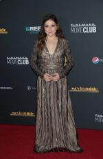 HANNAH ZEILE at 26th Annual Movieguide Awards in Los Angeles 02/02/2018
