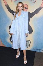 HARLEY VIERA NEWTON at Michael Kors Show at New York Fashion Week 02/14/2018