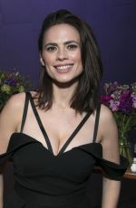 HAYLEY ATWELL at Dry Powder After-party in London 02/01/2018