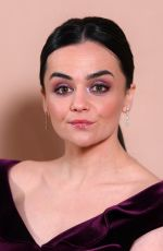 HAYLEY SQUIRES at Bafta Nominees Party in London 02/17/2018