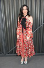 HAYLEY SQUIRES at Temperley Fashion Show in London 02/18/2018