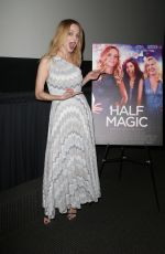 HEATHER GRAHAM at Women in Film Screening Series of Half Magic in West Hollywood 02/08/2018