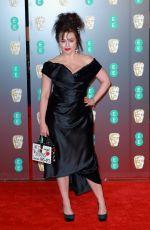 HELENA BONHAM CARTER at BAFTA Film Awards 2018 in London 02/18/2018