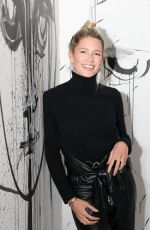 HELENA BORDON at Dior Collection Launch Party at Spring/Summer 2018 New York Fashion Week 02/06/2018