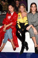HELENA BORDON at Ralph Lauren Show at New York Fashion Week 02/12/2018