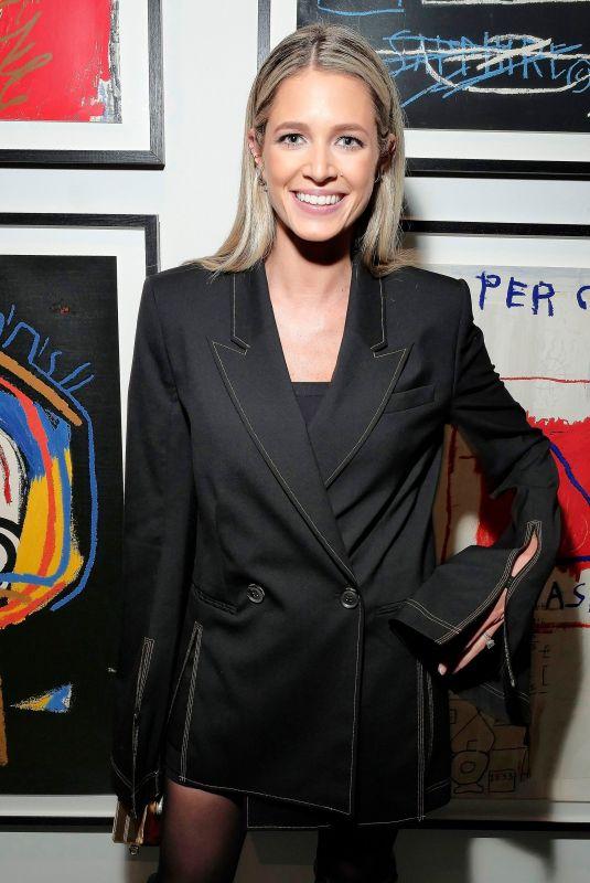 HELENA BORDON at Sandra Choi and Virgil Abloh Host NYFW Dinner in New York 02/11/2018