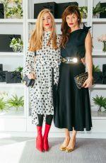HELENA CHRISTENSEN at Society of MSK Winter Luncheon at New York Fashion Week 02/08/2018