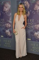 HELENA MATTSSON at Here and Now Premiere in Los Angeles 02/05/2018