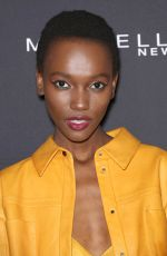 HERIETH PAUL at Maybelline New York x V Magazine Fashion Week Party in New York 02/11/2018