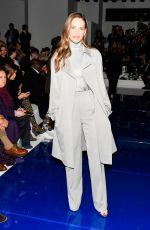 HILARY SWANK at Ralph Lauren Show at New York Fashion Week 02/12/2018
