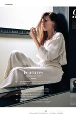 HILARY SWANK in Los Angeles Confidential Magazine, Spring/Summer 2018