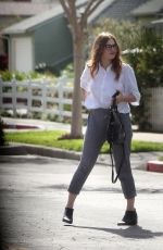HOLLAND RODEN Out and About in Los Angeles 02/14/2018