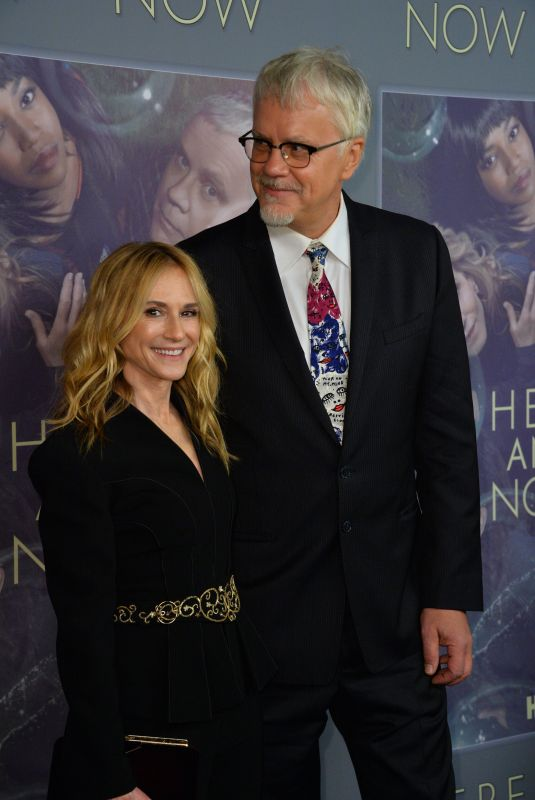 HOLLY HUNTER at Here and Now Premiere in Los Angeles 02/05/2018