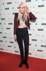 INDIA ROSE JAMES at Instyle EE Rising Star Baftas Pre-party in London 02/06/2018