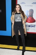 INGRID BISU at Game Night Premiere in Los Angeles 02/21/2018