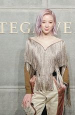IRENE KIM at Bottega Veneta Show at New York Fashion Week 02/09/2018