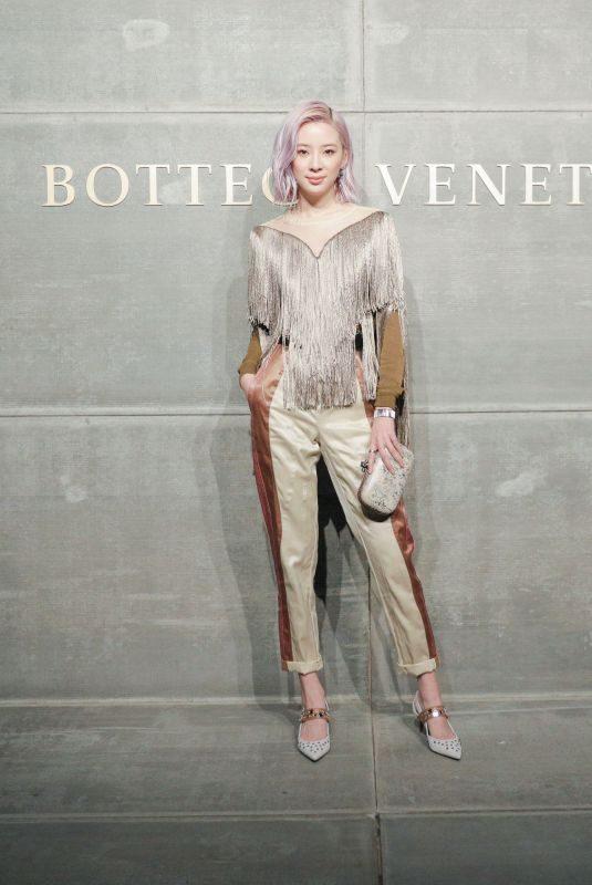 IRENE KIM at Bottega Veneta Show at New York Fashion Week 02/09/2018