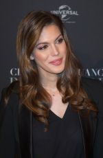 IRIS MITTENAERE at Fifty Shades Freed Premiere in Paris 02/06/2018