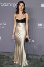 ISABELI FONTANA at Amfar Gala 2018 in New York 02/07/2018