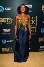 ISSA RAE at American Black Film Festival in Los Angeles 02/25/2018