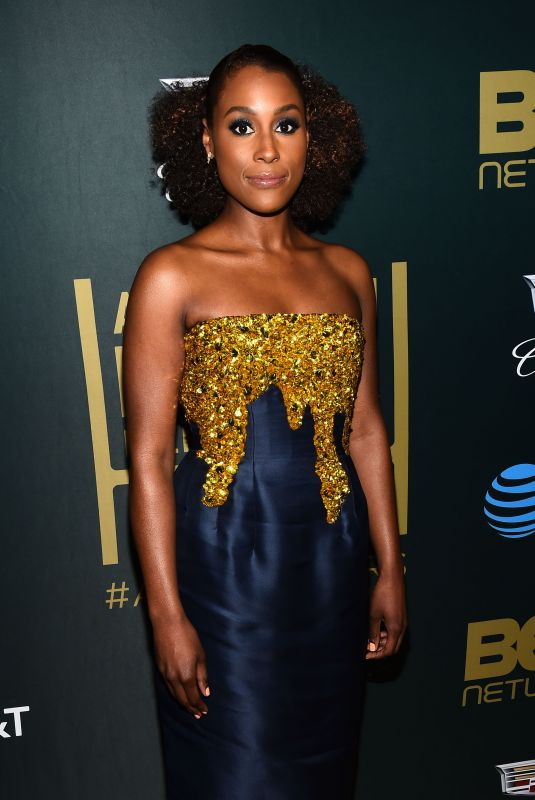 ISSA RAE at American Black Film Festival in Los Angeles 02/25/2018