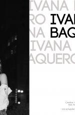 IVANA BAQUERO in Kode Magazine, February 2018