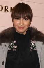 JACKIE CRUZ at Kate Spade Fashion Show at NYFW in New York 02/09/2018