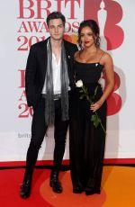 JADE THIRLWALL at Brit Awards 2018 in London 02/21/2018