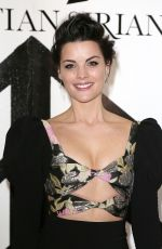 JAIMIE ALEXANDER at Christian Siriano Fashion Show at NYFW in New York 02/10/2018