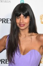 JAMEELA JAMIL at Bafta Nominees Party in London 02/17/2018