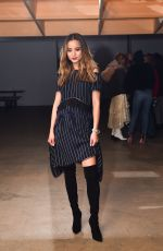 JAMIE CHUNG at Fiji Water at Self Portrait Show at New York Fashion Week 02/10/2018