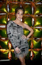 JASMINE SANDERS at Bergdorf Goodman x Dundas Party at New York Fashion Week 02/09/2018