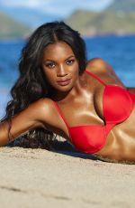 JASMYN WILKINS in Sports Illustrated Swimsuit 2018 Issue