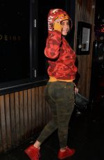 JEMMA LUCY Night Out in Manchester 02/18/2018