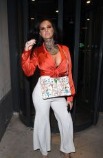 JEMMA LUCY Night Out in Stratford 02/24/2018