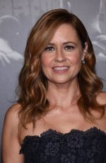 JENNA FISCHER at The 15:17 to Paris Premiere in Burbank 02/05/2018