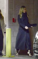 JENNIFER ANISTON Leaves TCL Chinese Theater in Hollywood 02/21/2018