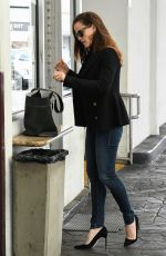 JENNIFER GARNER Out for Lunch at E Baldi in Beverly Hills 02/27/2018