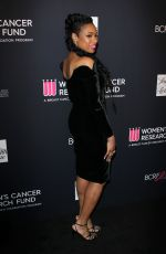 JENNIFER HUDSON at Womens Cancer Research Fund Hosts an Unforgettable Evening in Los Angeles 02/27/2018