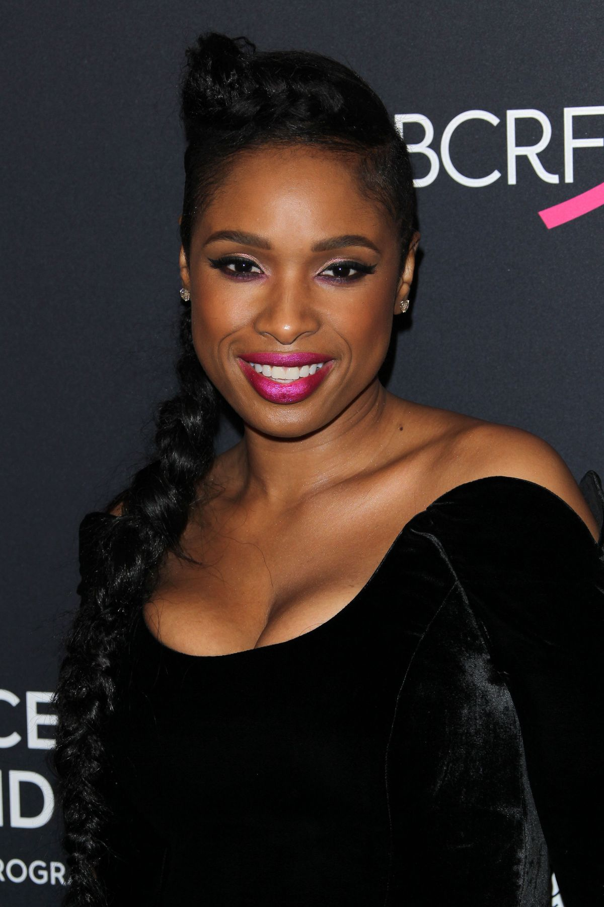 JENNIFER HUDSON at Womens Cancer Research Fund Hosts an ...