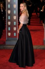 JENNIFER LAWRENCE at BAFTA Film Awards 2018 in London 02/18/2018